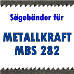 METALLKRAFT MBS 282