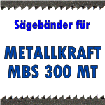 METALLKRAFT MBS 300 MT