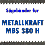 METALLKRAFT MBS 380 H
