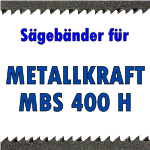 METALLKRAFT MBS 400 H